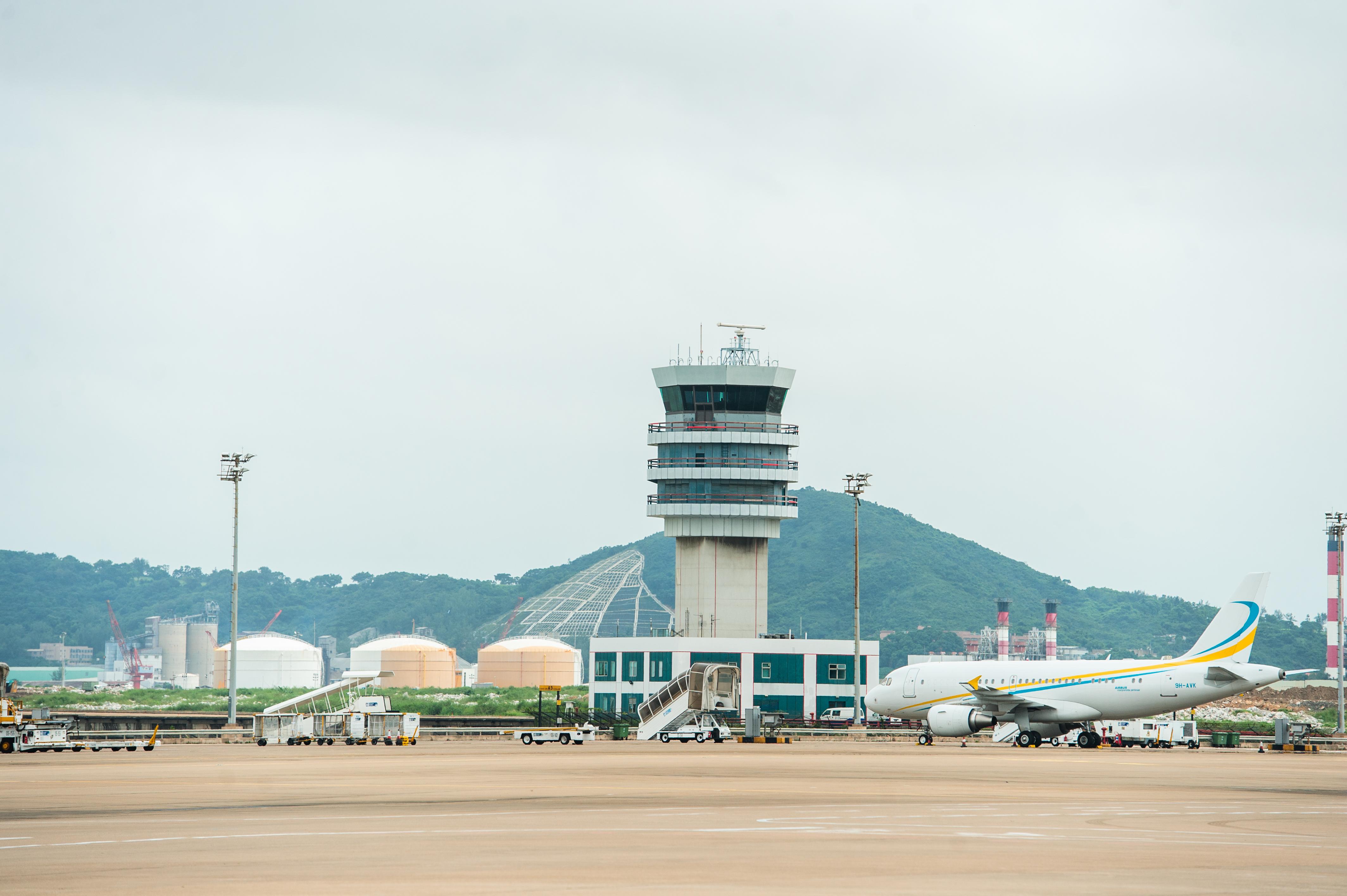 Aeroporto Internacional De Macau : Cam sociedade do aeroporto internacional de macau